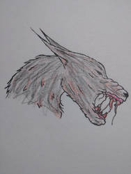 Werewolf by Silvia4