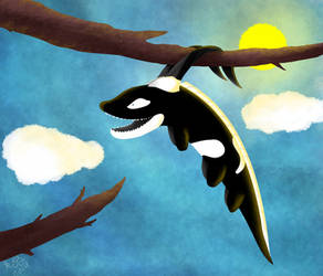 AT - Whale, Chipmunk, Addax animal by Silvia4