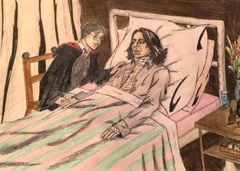 ''Mr. Potter...'' by JuanaSunfall