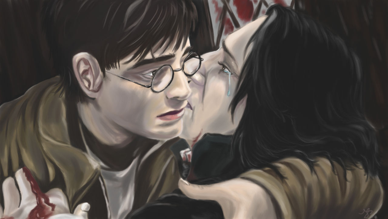 Dont let me die, Potter by JuanaSunfall