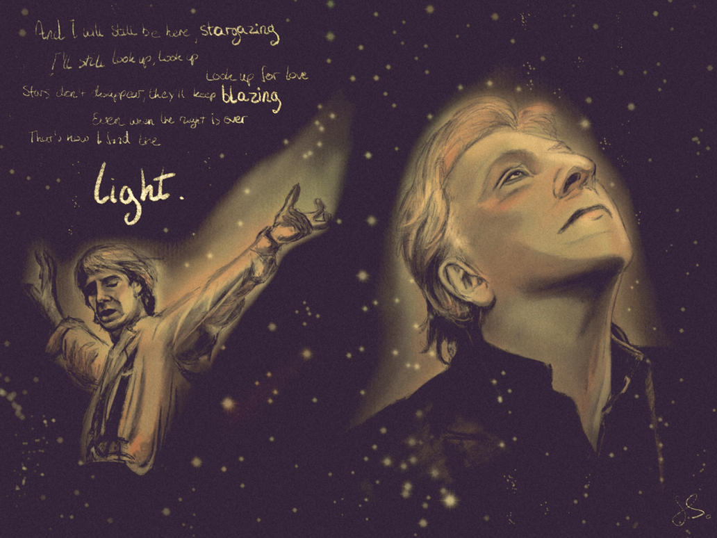Stargazing (version 3) by JuanaSunfall