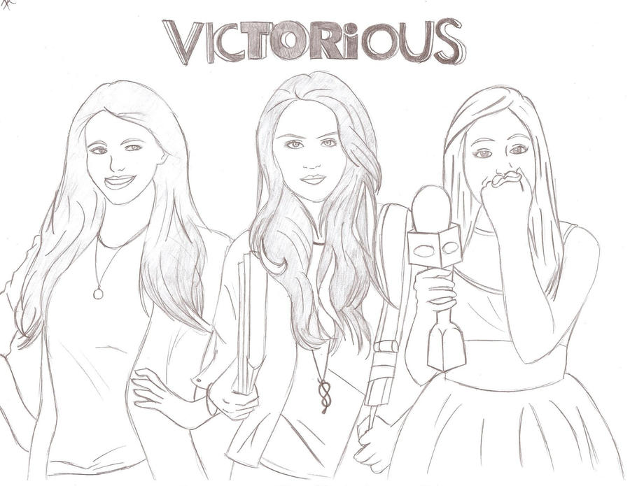 1727820 additionally DCnU Justice League 2011 214779260 further Jen te Mccurdy Coloring Pages Sketch Templates besides Dibujos Para Imprimir De Victorious Tqep7drEX in addition Singer Coloring Pages For Girls. on victoria justice coloring pages
