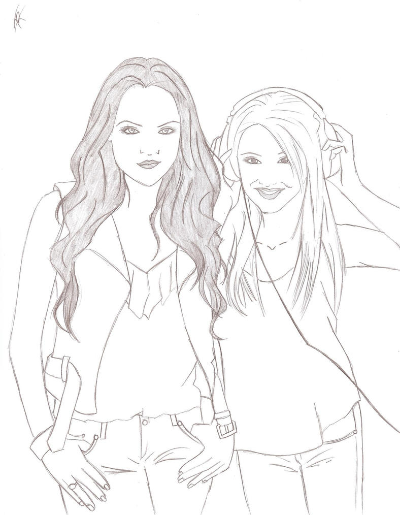 jade west coloring pages - photo#6