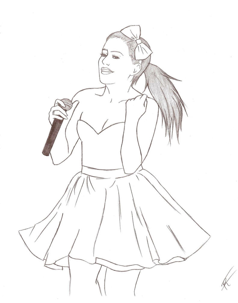 coloring pages of zendaya - photo#34