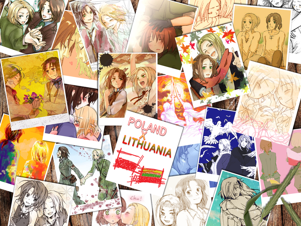 Poland X Lithuania Eggs by Kurotsuki Kietsu on DeviantArt APH  Poland x Lithuania by Tian samaaaa
