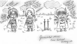APH: Grunwald and...