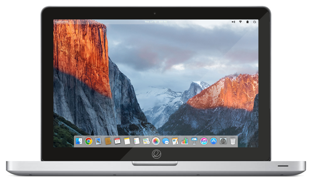 Elementary OS X El Capitan by TheRomanEmperor