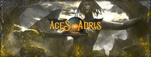 Ages Of Adris Game Logo