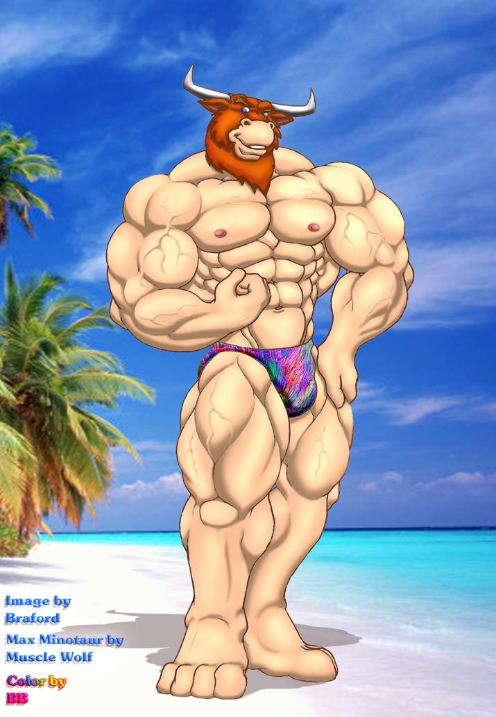 [Image: max_minotaur_at_the_beach_by_blathering.jpg]
