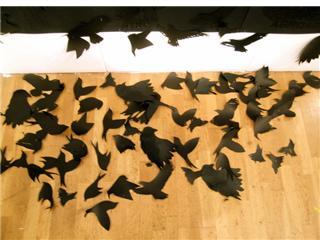 Black On Black ::. by redheadedangel