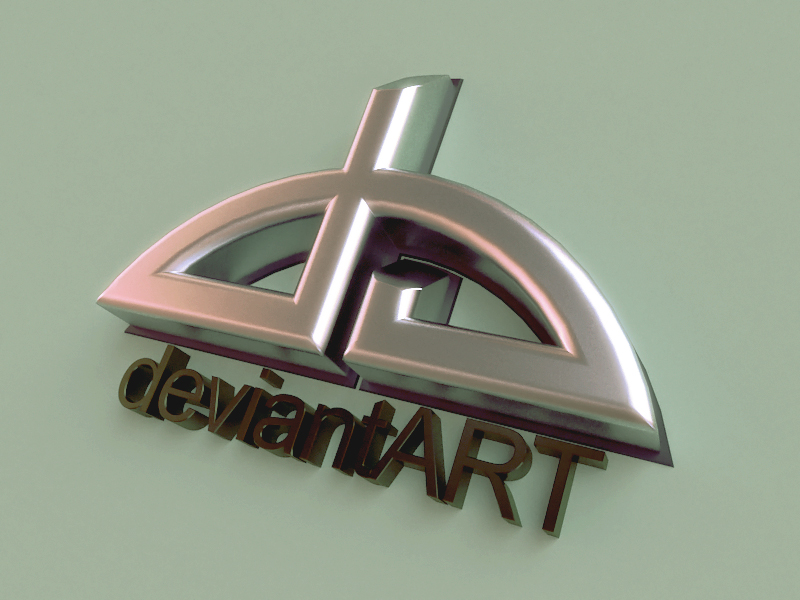 DA Logo by sicklizard