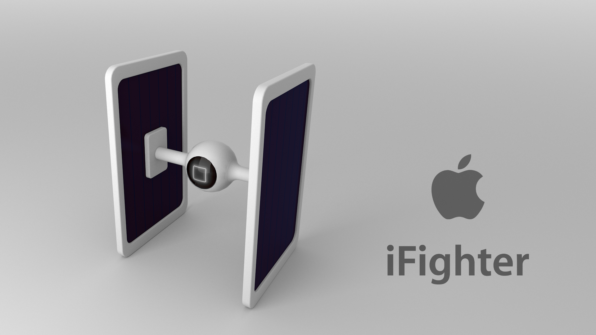 Star Wars: Apple Edition - iFighter