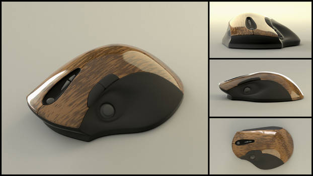 Analog Stick Mouse  Concept