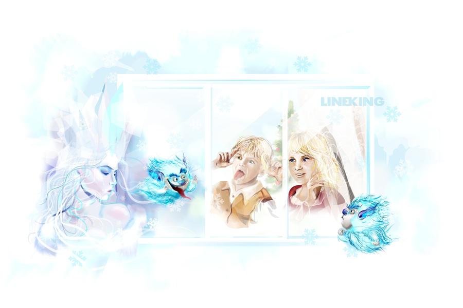 SnowQueen (Fairytale of Winter) by imlineking