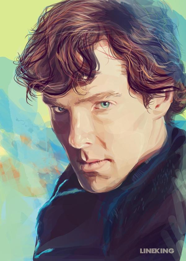 Sherlock by imlineking