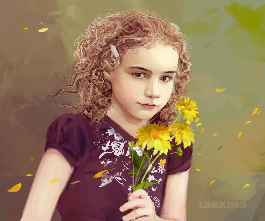 Yellow Wind by imlineking