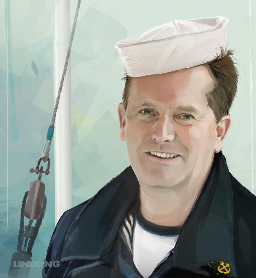 Sailor Nick by imlineking