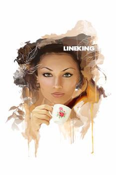 Art for coffee international event