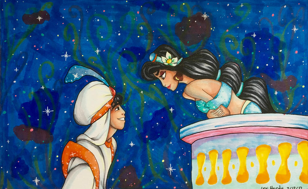 Goodnight, Princess by EverAfterArtist