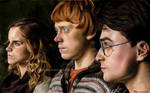 ''The Harry Potter trio''