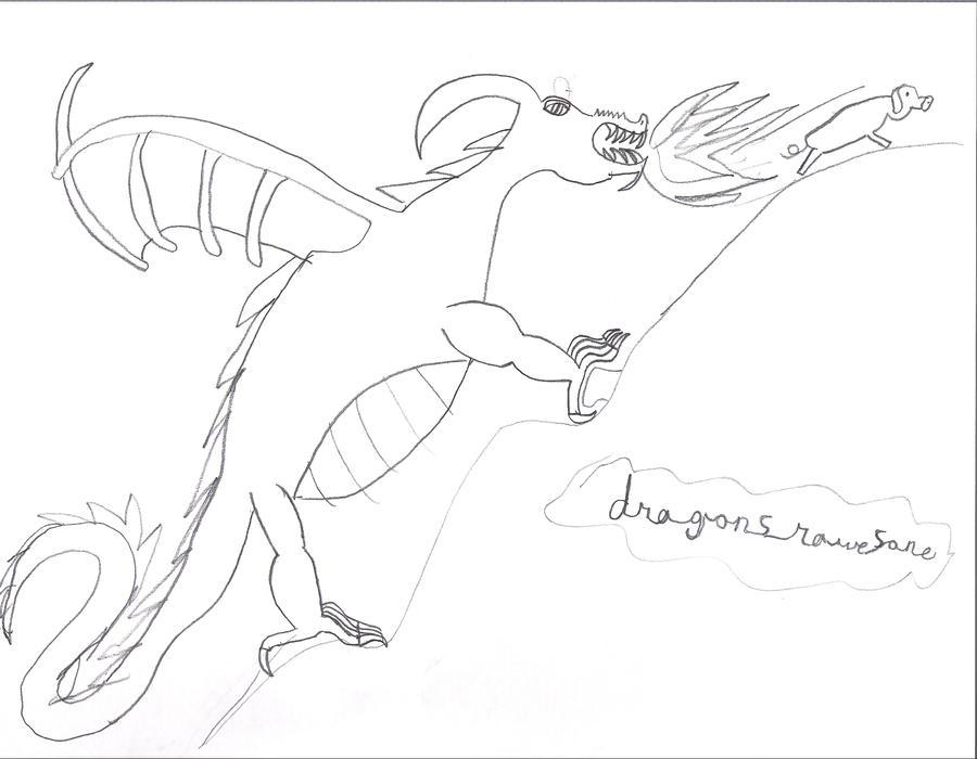Ooh, Bacon! by dragonsRawesone