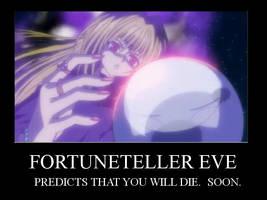 Kuroneko Motivational Fortune by DemonVampire13