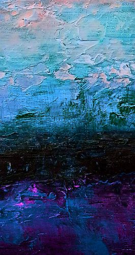 The Midnight Tide. by DavidMunroeArt