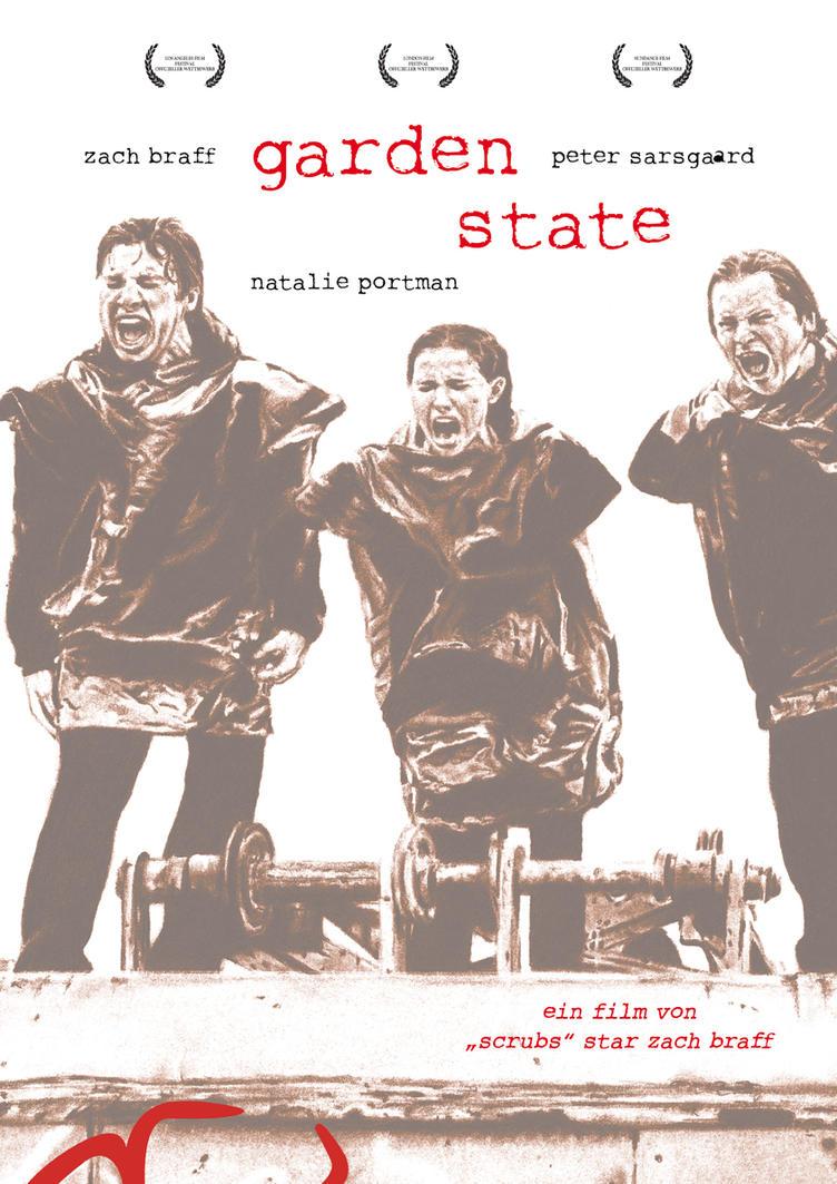 Garden State Fan Poster by JoelPoischen on deviantART