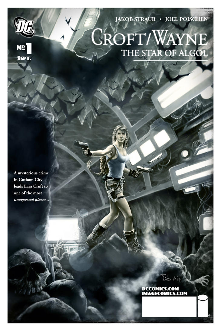 Croft-Wayne The Star of Algol by JoelPoischen