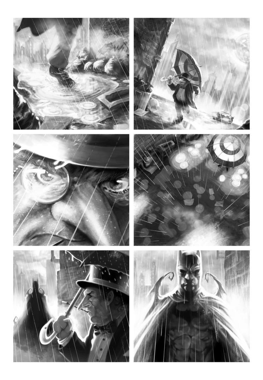 Batman Noir - Page 2 by JoelPoischen