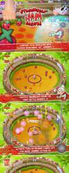 Strawberry Jam Arena! - iOS mobile game by JoelPoischen
