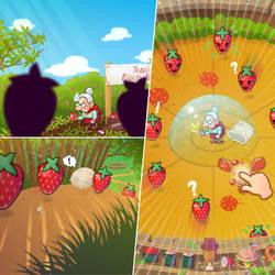 Strawberry Jam Arena! - intro comic by JoelPoischen