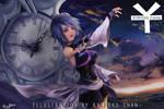 Master Aqua from Kingdom Hearts