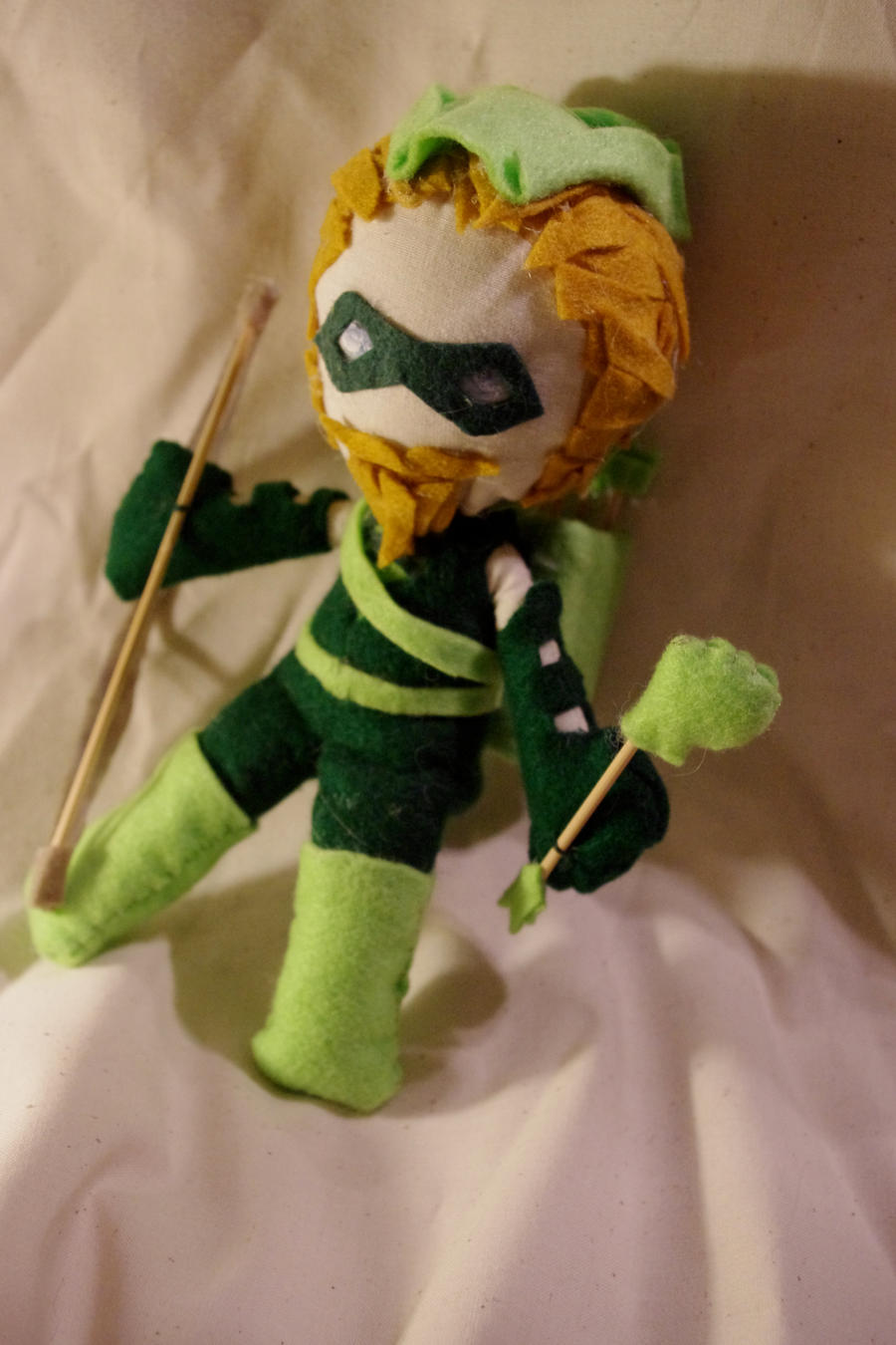Green Arrow by deense