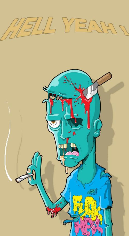 hell yeah by pensilkertas