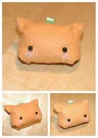 Inari Kitty Ornament