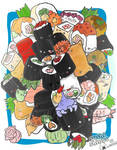 ZOMG Sushi by Jonisey