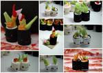 Mini Sushi by Jonisey