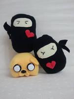Jake and Ninjas by Jonisey