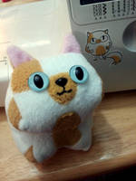 Cake the cat by Jonisey