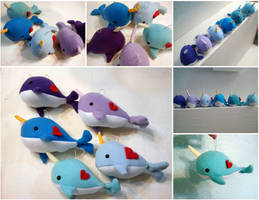 Narwhals Narwhals by Jonisey