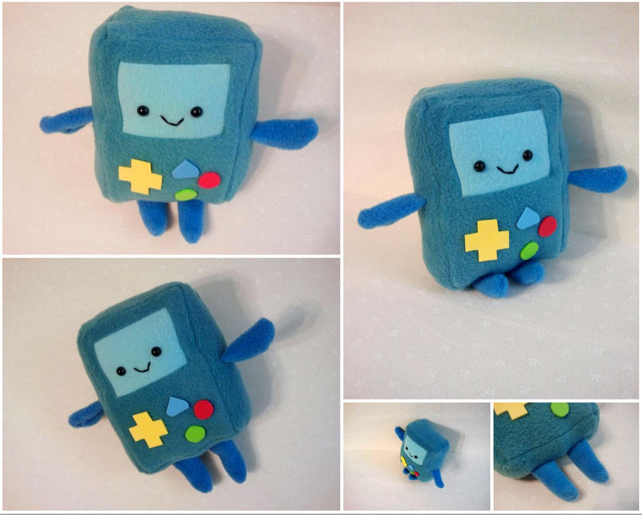 Mini BMO by Jonisey