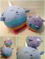 Purple or Blue by Jonisey