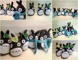 Totoro Totoro by Jonisey