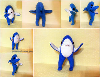 Left Shark Forever by Jonisey