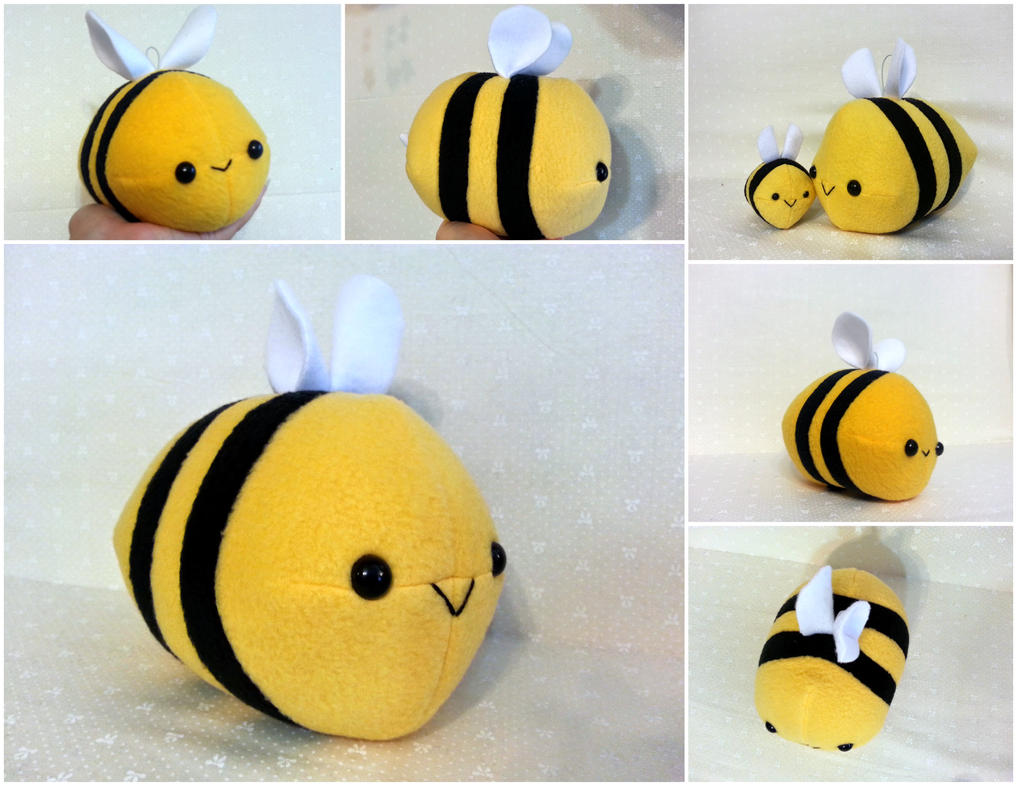 Happy Bee by Jonisey