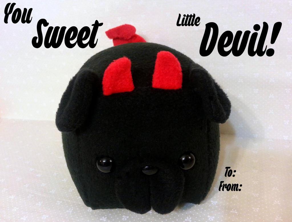 Sweet Little Devil by Jonisey