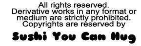 Copyright Notice by Jonisey