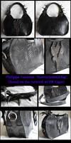 Biomechanoid 'Giger' Bag