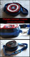 Captain America Shield Bag
